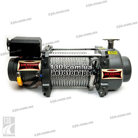 Лебедка Dragon Winch DWT 18000 HD 24 В, 8,17 т, Truck Series