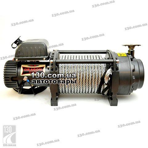 Лебедка Dragon Winch DWT 20000 HD 24 В, 9 т, Truck Series