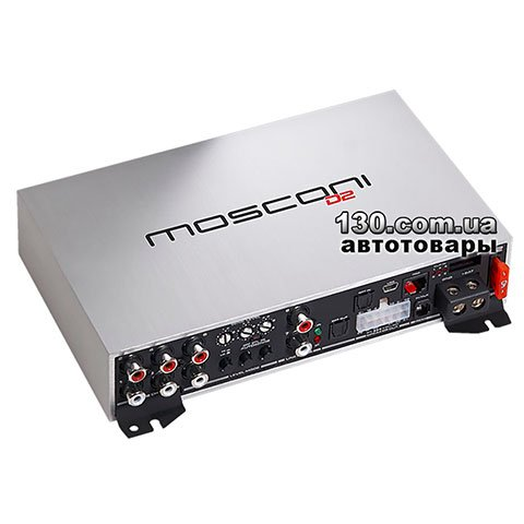 Car amplifier Mosconi Gladen D2 80.6 DSP