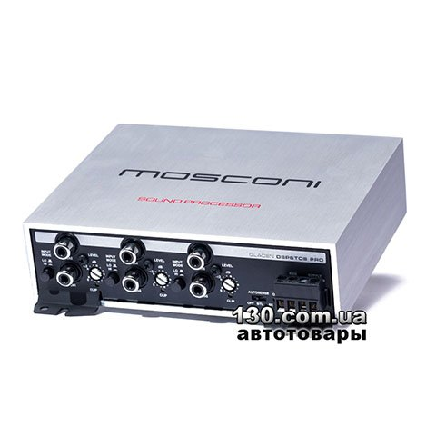 Sound processor Mosconi Gladen DSP 6to8 PRO
