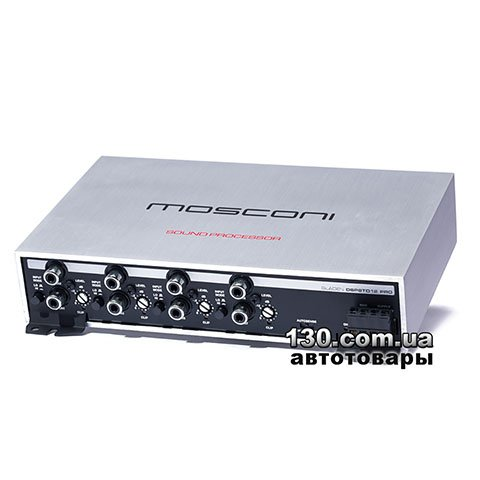 Sound processor Mosconi Gladen DSP 8to12 PRO
