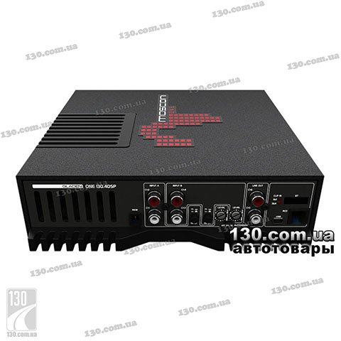Car amplifier Mosconi Gladen One 130.4 DSP