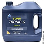 Synthetic motor oil Aral SuperTronic G SAE 0W-30 — 4 L for cars