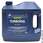 Synthetic motor oil Aral SuperTurboral SAE 5W-30 — 4 L for trucks