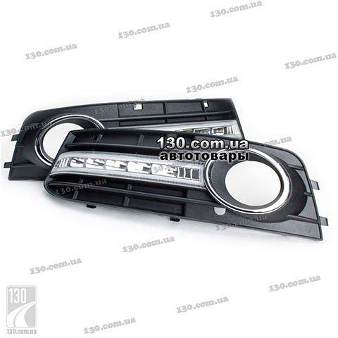 Штатные дневные ходовые огни YODIA YO101 для Audi A4 2010