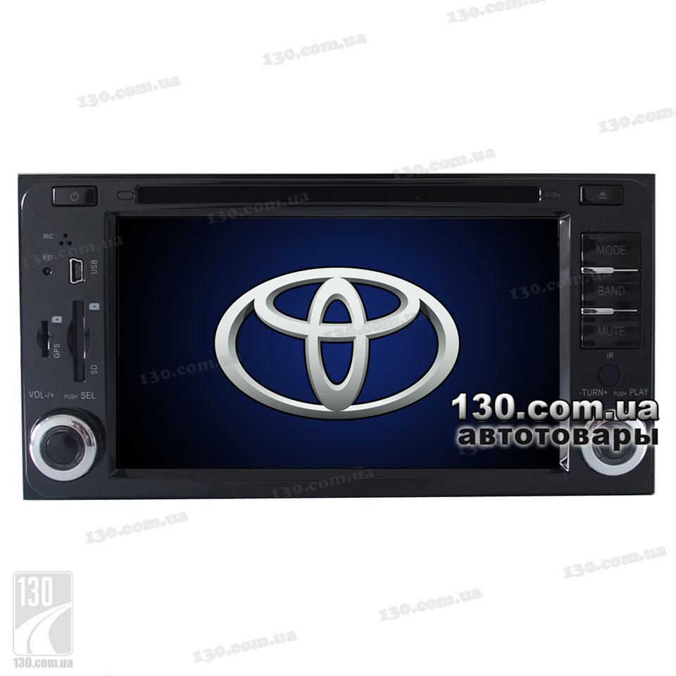 klarson ksn 6156 native reciever with gps navigation and bluetooth for toyota corolla toyota. Black Bedroom Furniture Sets. Home Design Ideas