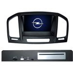 Native reciever Roadrover C7005BR with GPS navigation and Bluetooth + 3G modem for Opel Insignia