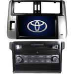 Native reciever Roadrover C8011TP with GPS navigation and Bluetooth + 3G modem for Toyota