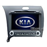 Native reciever Roadrover K3 with GPS navigation and Bluetooth + 3G modem for Kia K3, Kia Cerato 2013 + Gift