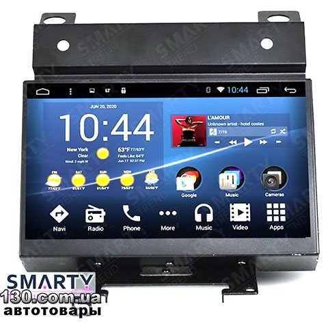 Native reciever SMARTY Trend ST3P-516P2650LH Premium Android for Land Rover