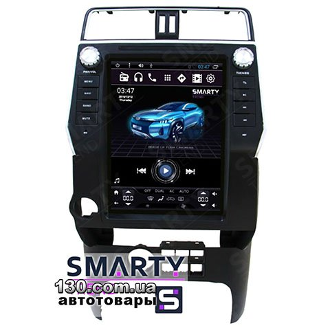 SMARTY Trend ST8UT-516K12118 Tesla Style — buy native reciever Android for Toyota