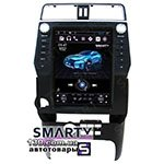 Native reciever SMARTY Trend ST8UT-516K12118 Tesla Style Android for Toyota