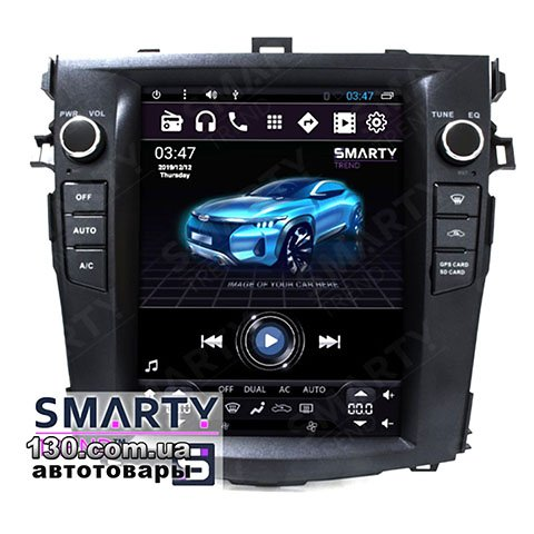 SMARTY Trend ST8UT-516K97003 Tesla Style — buy native reciever Android for Toyota