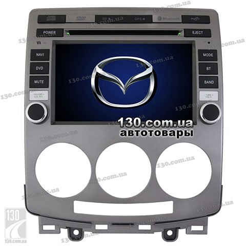 Native reciever nTray 7251 with GPS navigation and Bluetooth for Mazda