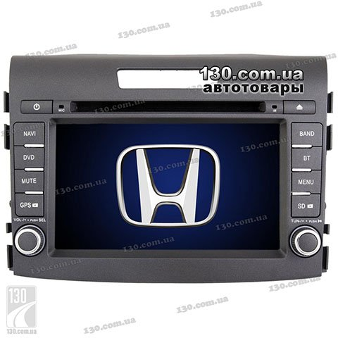 Native reciever nTray 7535 with GPS navigation and Bluetooth for Honda