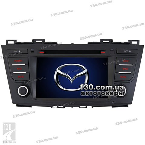 Native reciever nTray 7559 with GPS navigation and Bluetooth for Mazda