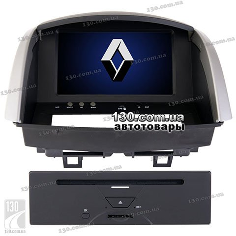 Native reciever nTray 7639 with GPS navigation and Bluetooth for Renault Koleos
