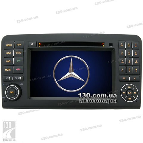 Native reciever nTray 7736 for Mercedes Benz ML350