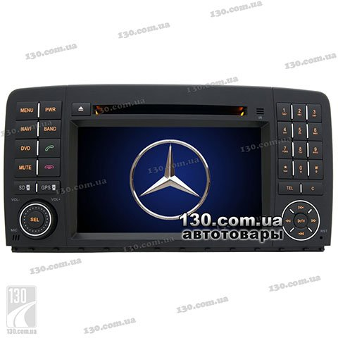 Native reciever nTray 7739 with GPS navigation and Bluetooth for Mercedes-Benz