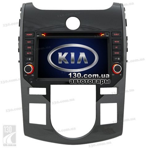 Native reciever nTray 7922 with GPS navigation for KIA