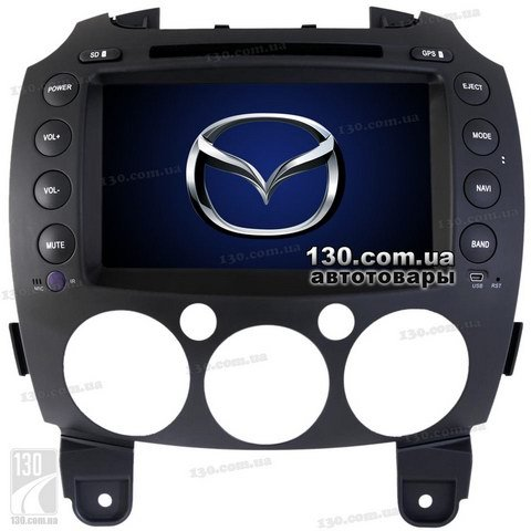 Native reciever nTray 8631 with GPS navigation for Mazda