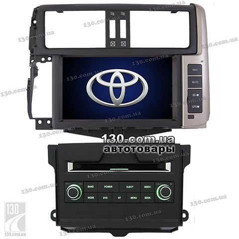 Native reciever nTray 8737 with GPS navigation and Bluetooth for Toyota