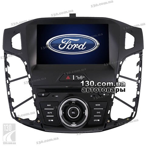 Native reciever nTray 8753 with GPS navigation and Bluetooth for Ford