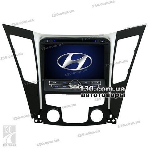 Native reciever nTray 8755 with GPS navigation and Bluetooth for Hyundai