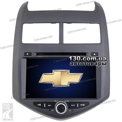 Native reciever nTray 8761 with GPS navigation and Bluetooth for Chevrolet