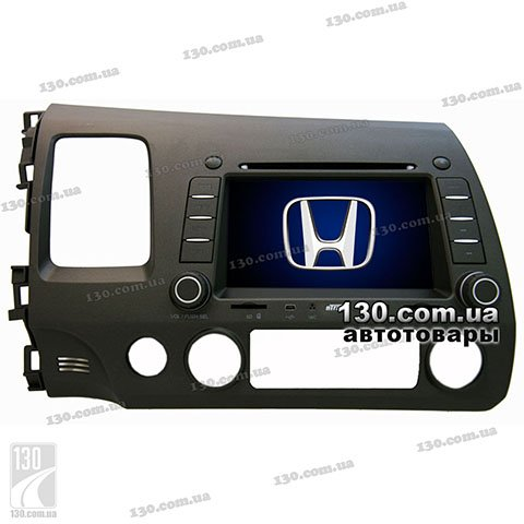 Native reciever nTray 8766 with GPS navigation and Bluetooth for Honda