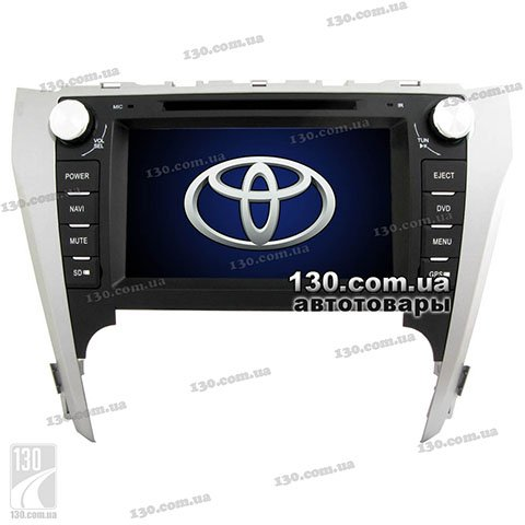 Native reciever nTray 8771 with GPS navigation and Bluetooth for Toyota