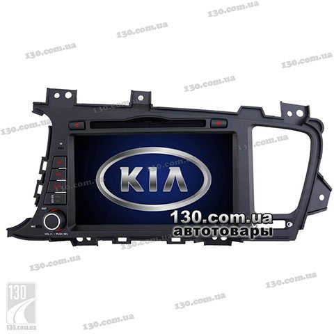 Native reciever nTray 8775 with GPS navigation and Bluetooth for KIA
