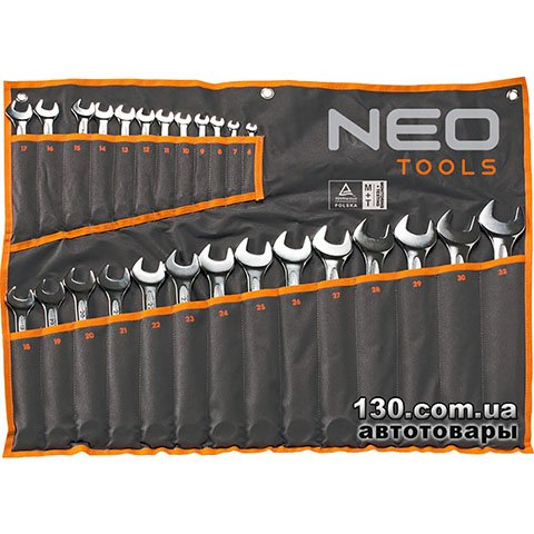 Neo Tools 09-035 — buy combination wrehcn set