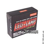 Car led lamps OLLO 8G H1 2x3000 LM