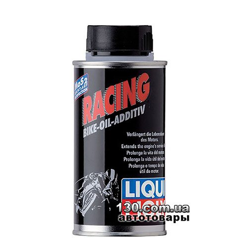 Присадка для масла Liqui Moly Motorbike Oil Additiv — 0,125 л