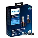 Car led lamps Philips X-treme Ultinon LED (12834UNIX2)