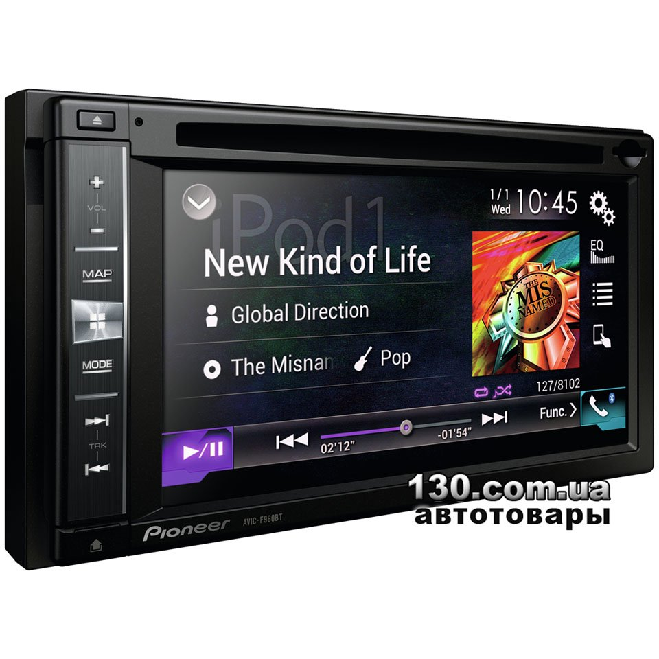 PIONEER AVIC-F960BT RECEIVER WINDOWS 7 64BIT DRIVER DOWNLOAD