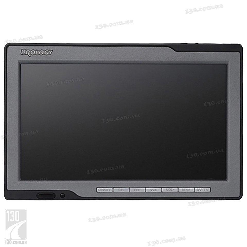 Prology hdtv 845xs portable tv color black