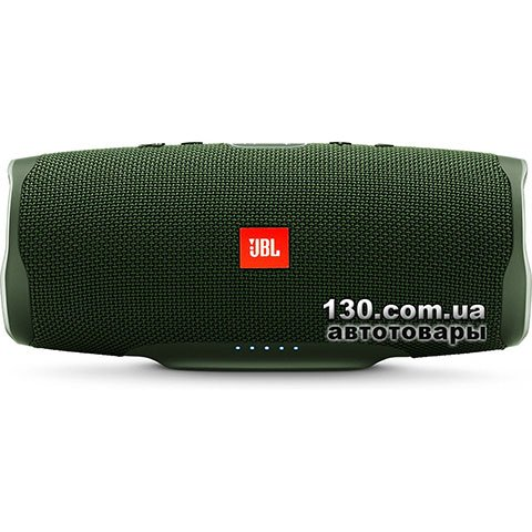 Portable speaker JBL Charge 4 Green (JBLCHARGE4GRN)