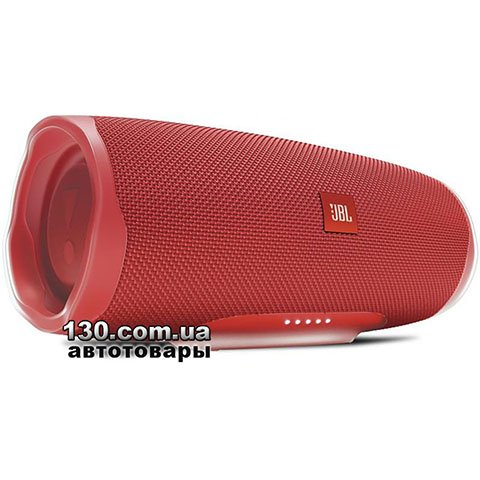 Portable speaker JBL Charge 4 Red (JBLCHARGE4RED)