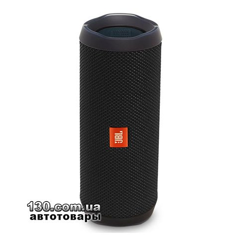 Portable speaker JBL Flip 4 Black (JBLFLIP4BLK)