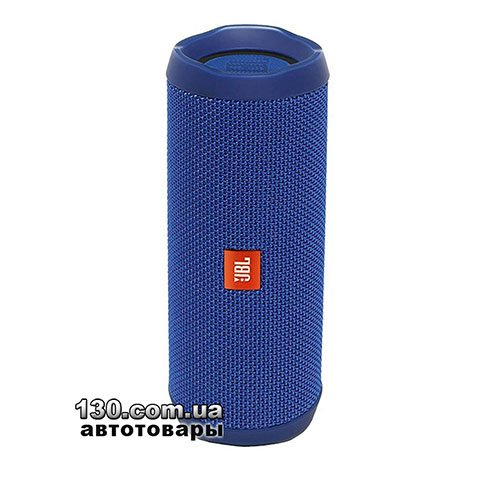 Portable speaker JBL Flip 4 Blue (JBLFLIP4BLU)