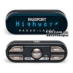 Radar detector Escort Passport 9500ci Plus INTL (International)