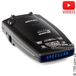 Radar detector Escort Passport 9500ix INTL (International) with GPS logger