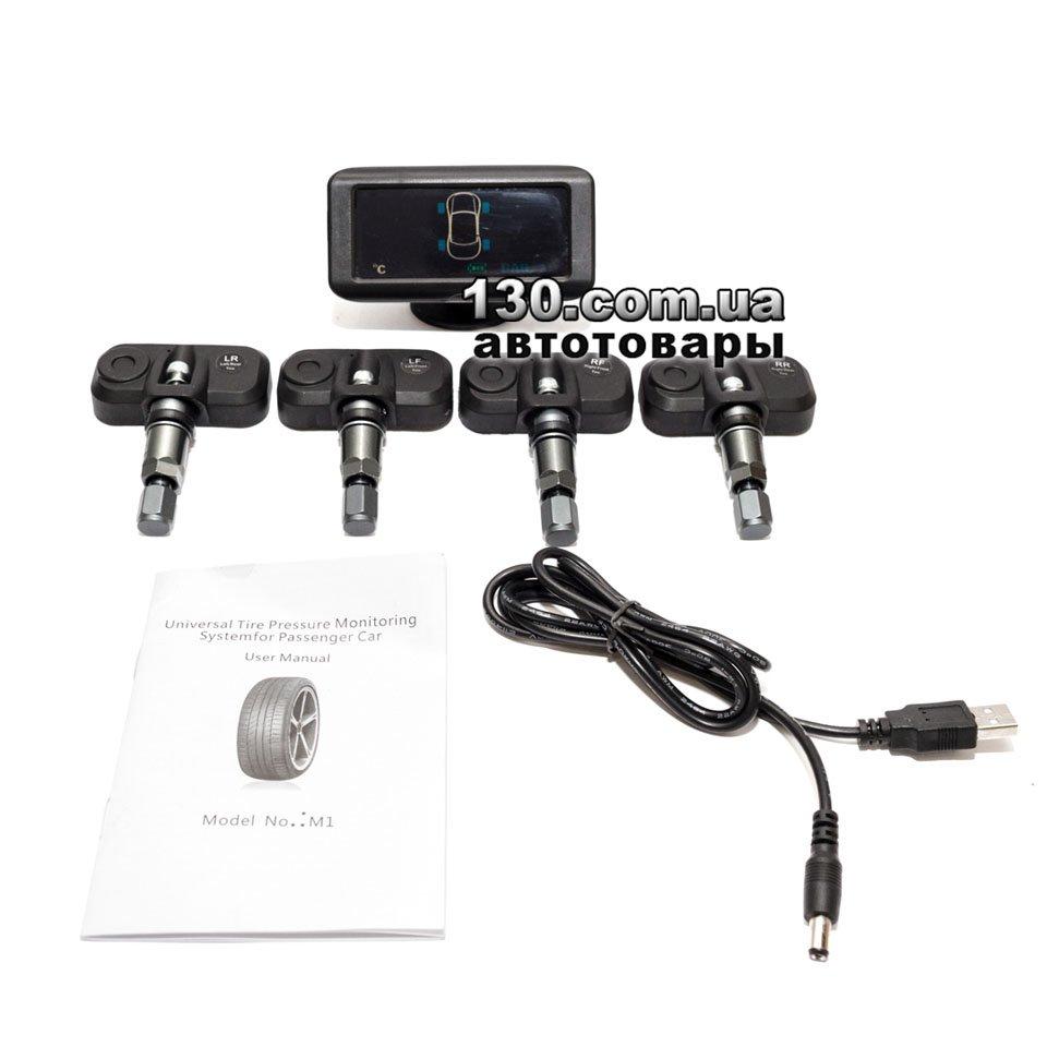 redpower Система контроля давления в шинах RedPower M1 с LCD дисплеем