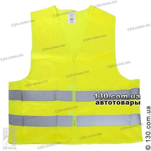 Reflective vest emergency OEM ST-VS color yellow