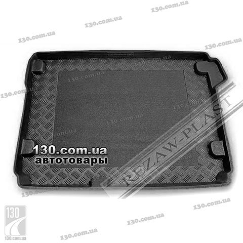 Rubber boot mat Rezaw-Plast RP 100134 for Citroen C4 2010