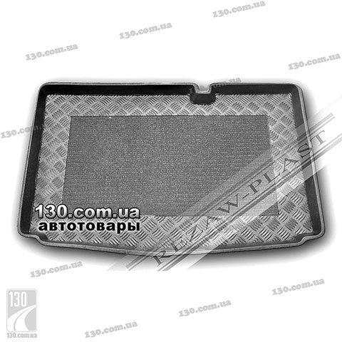 Rubber boot mat Rezaw-Plast RP 100439 for Ford B-Max 2012