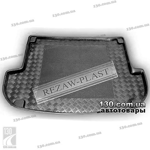 Rubber boot mat Rezaw-Plast RP 100614 for Hyundai Santa Fe (5 Seats) 2006 – 2012