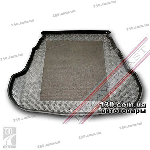 Rubber boot mat Rezaw-Plast RP 100737 for Kia Optima, Kia Magentis III 2012